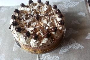 Torta di Capodanno  – Cheesecake al Torrone Bianco