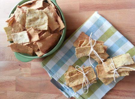 Crackers al Timo con Esubero LM