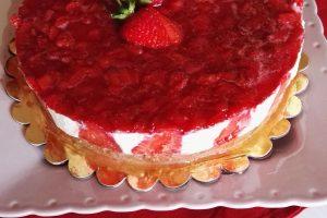 Cheesecake Fior di Fragola