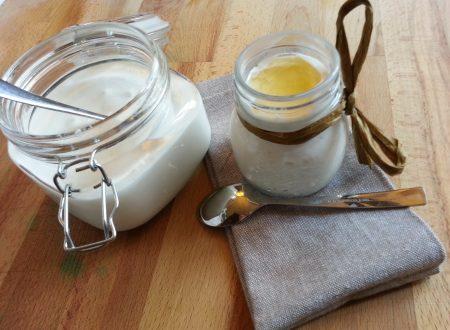 Yogurt Bianco Homemade (senza yogurtiera)
