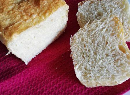 Pan Bauletto allo Yogurt senza Uova con LM o LB