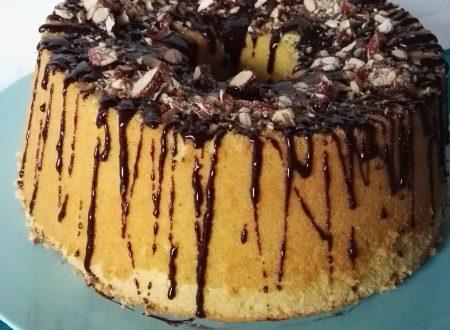 Fluffosa alla Vaniglia (Chiffon Cake)