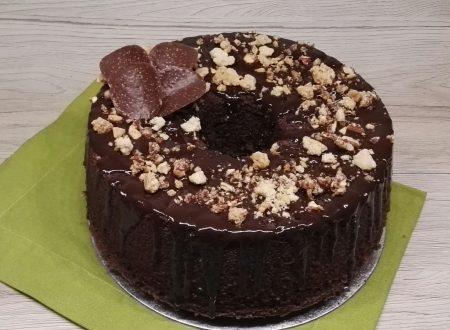 Fluffosa al Cacao (Chiffon Cake)