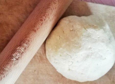 Brisée al Parmigiano