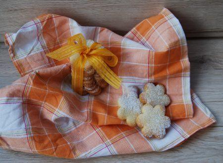Biscottini di Sablè al Cocco