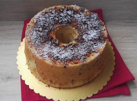 Fluffosa Stracciatella (Chiffon Cake)