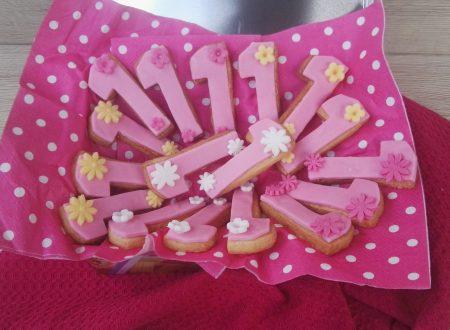 Biscotti di Frolla allo Zucchero di Canna