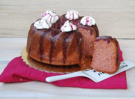Fluffosa ai Frutti di Bosco (Chiffon Cake)