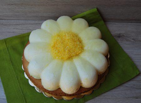 Fior di Chiara (Mousse all'ananas e Sablè al cocco)