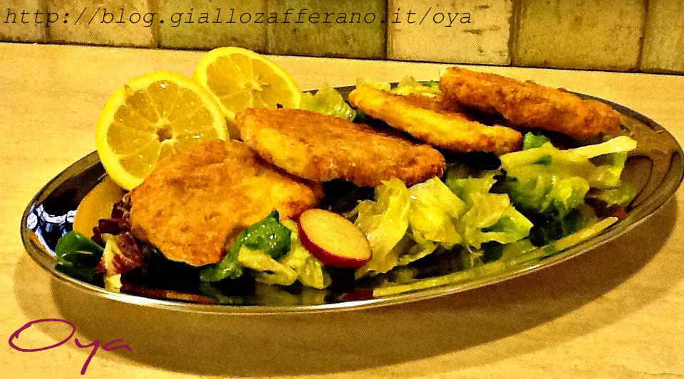 Polpette di pesce, ricetta semplice | Oya