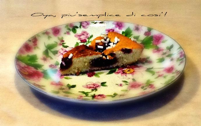 Torta con marmellata, ricetta dolce semplice | Oya