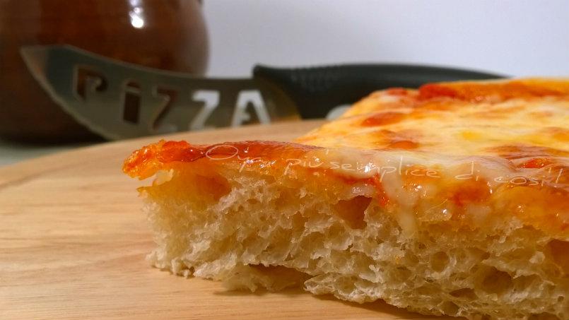 Pizza, ricetta base rustica e genuina | Oya