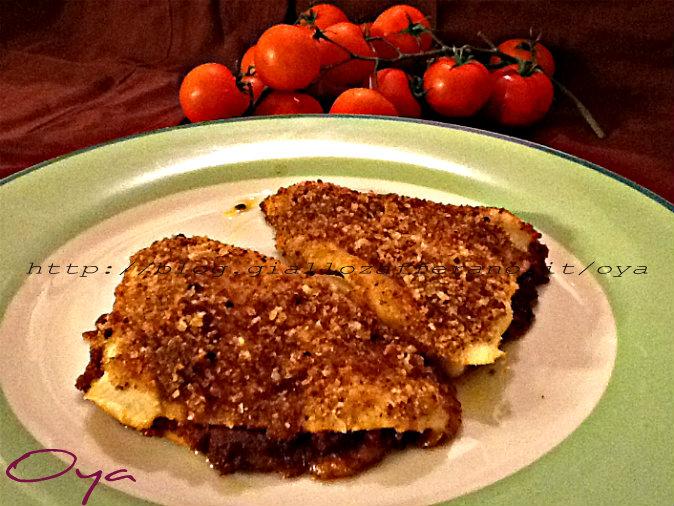 Filetti di pesce farciti, ricetta saporita | Oya