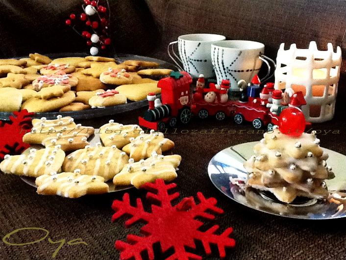 Biscotti natalizi al miele, ricetta golosa | Oya
