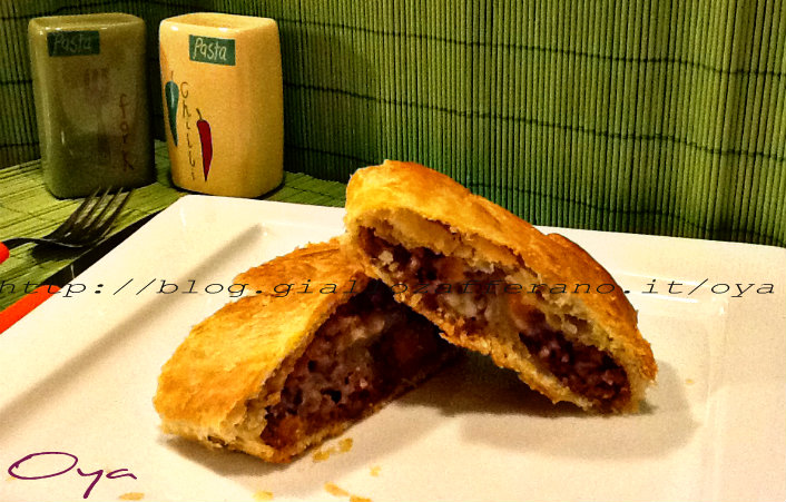 Strudel di carne, ricetta semplice gustosa | Oya