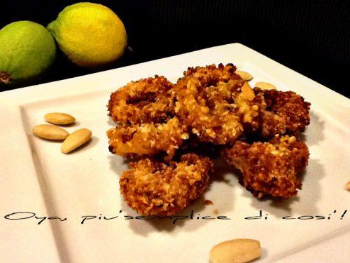 Anelli di calamari fritti, ricetta con panatura speciale