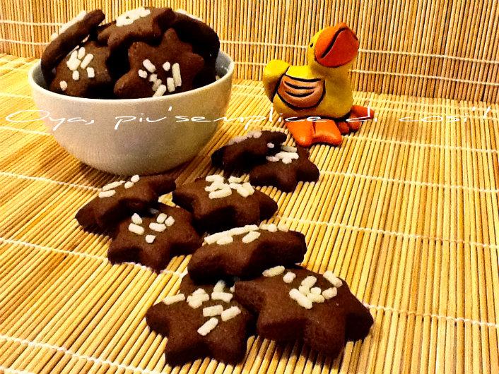 Pasta frolla al cacao, ricetta base golosa | Oya