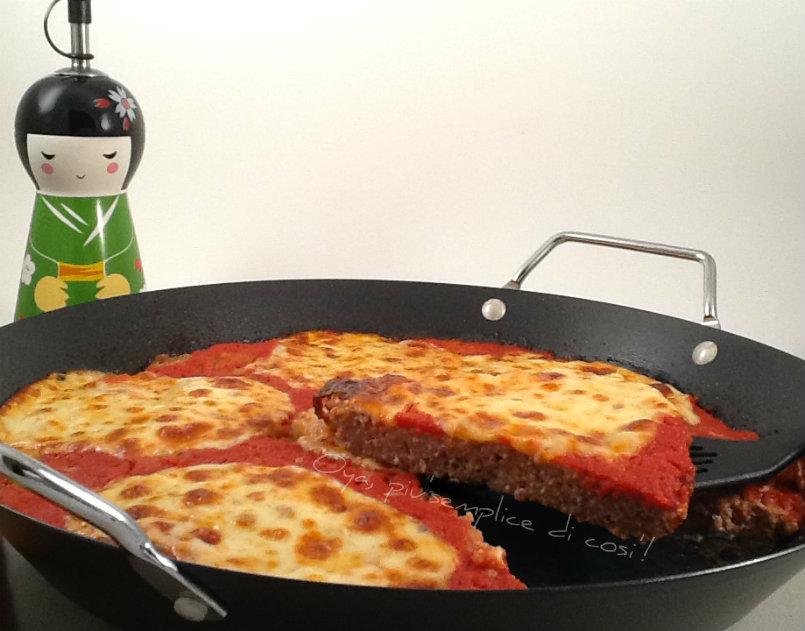 Pizza di carne, ricetta semplice e saporita | Oya