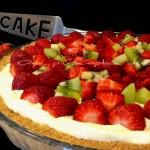 Cheesecake alla frutta, ricetta senza cottura | Oya