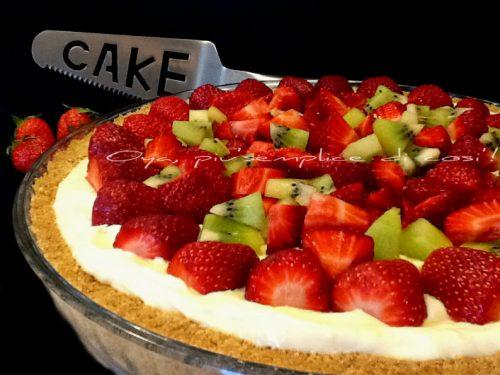 Cheesecake alla frutta, ricetta senza cottura