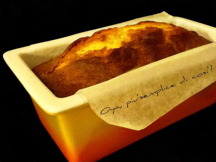 Plumcake soffice, ricetta base semplice | Oya