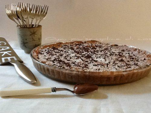 Cheesecake cocco e nutella, ricetta senza cottura