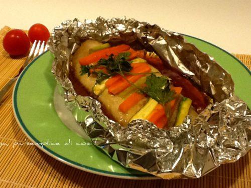 Filetti di pesce al cartoccio, ricetta saporita