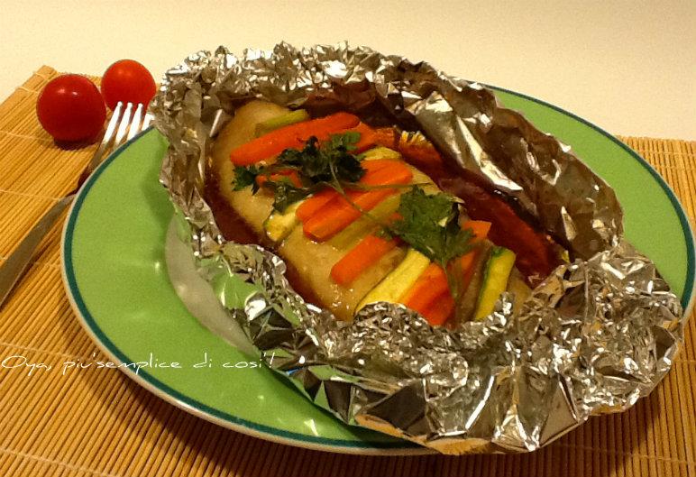 Filetti di pesce al cartoccio, ricetta saporita | Oya