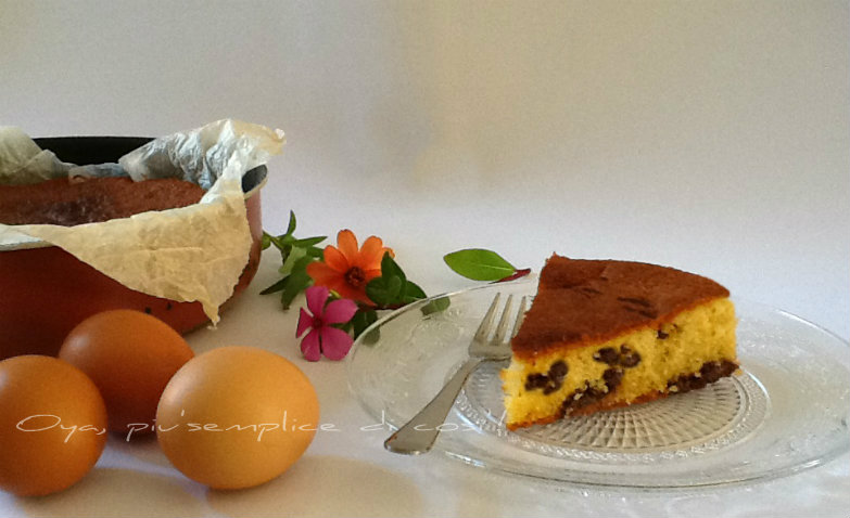 Torta morbida alla Nutella, ricetta golosa | Oya