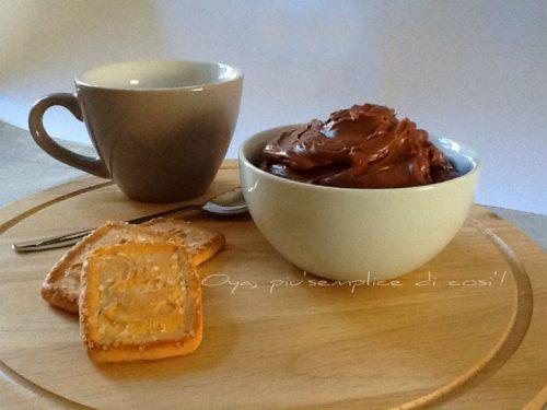 Crema al cioccolato, ricetta ganache