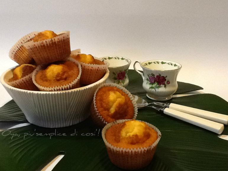 Cupcakes alla vaniglia, ricetta base | Oya