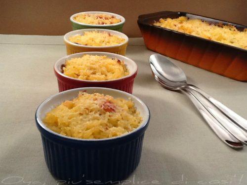 Sformatini di riso e prosciutto, ricetta gustosa