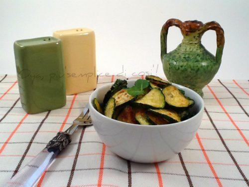 Zucchine alla scapece, ricetta semplice