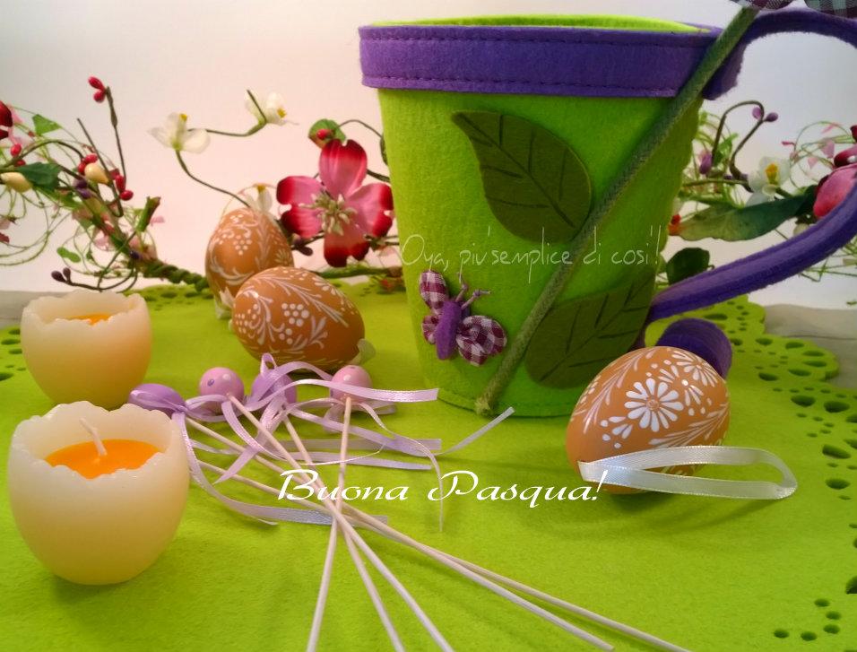Ricette di Pasqua, raccolta ricette   Oya