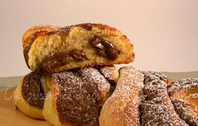 Treccia alla Nutella, ricetta golosa | Oya