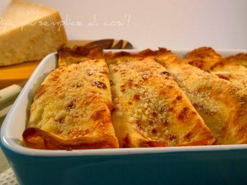 Crepes al formaggio, ricetta saporita