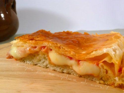 Pizza Parigina, ricetta rustica semplice