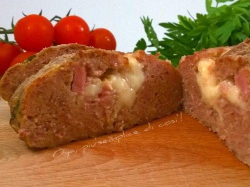 Polpettone di carne al forno, ricetta
