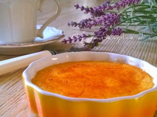 Crema catalana, ricetta dolce golosa