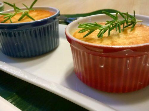 Sformatini di parmigiano, ricetta saporita