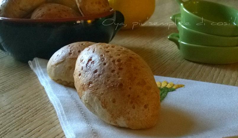Panini al limone, ricetta semplice | Oya