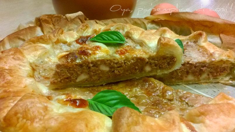 Pasticcio di carne in crosta, ricetta | Oya