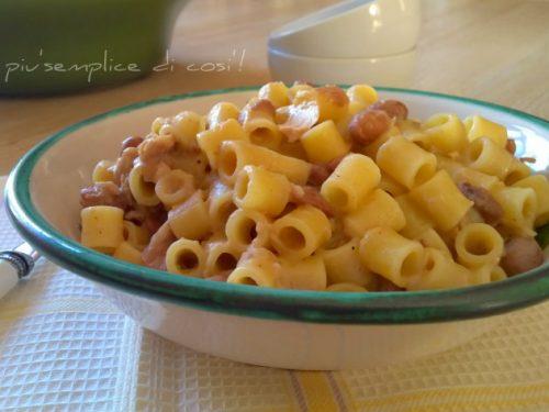 Pasta tonno e fagioli, ricetta gustosa