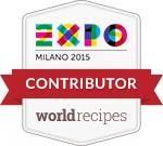 Expo Milano 2015, expo worldrecipes