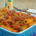 Pasta al forno con sugo di carne macinata | Oya