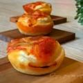 Cestini di pizza, ricetta semplice gustosa | Oya