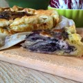 Quiche con radicchio e mozzarella, ricetta | Oya
