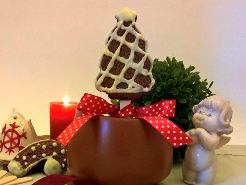 Alberelli segnaposto natalizi, ricetta semplice e golosa
