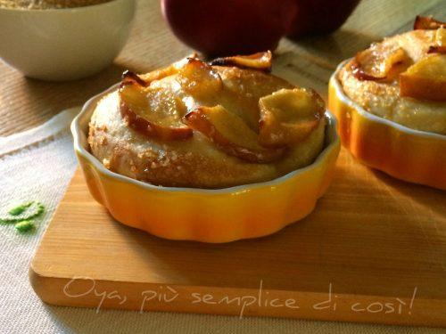 Focaccine dolci alle mele, ricetta genuina e golosa