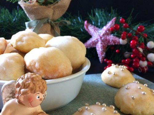 Biscotti morbidi aromatici, ricetta con Philadelphia